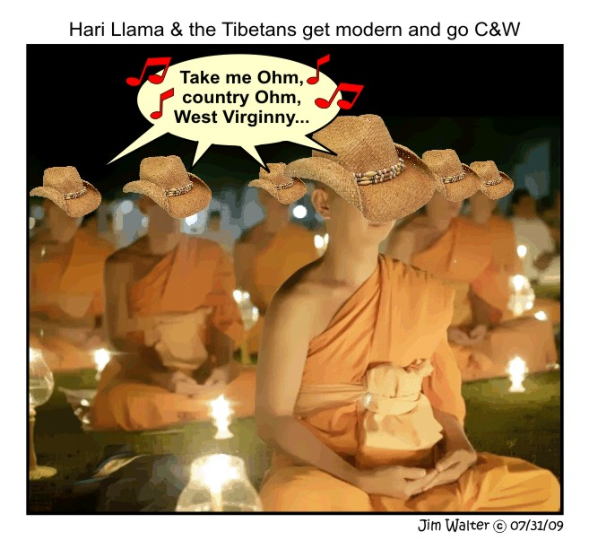 090718 - Hari & the Tibetans