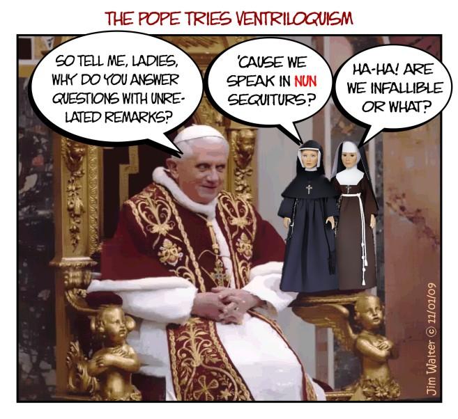 091101 - Nun-speak