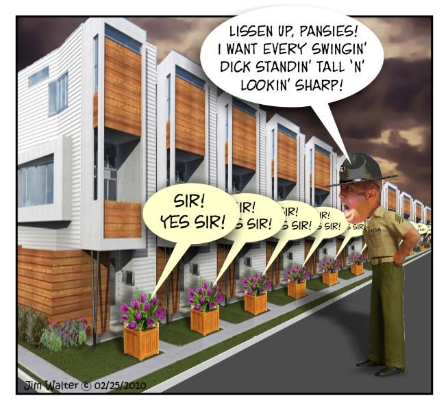 100223 - HOA Drill sergeant