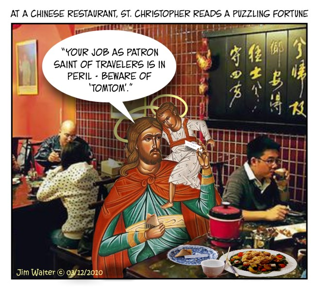 100302 - Patron Saint of TomTom