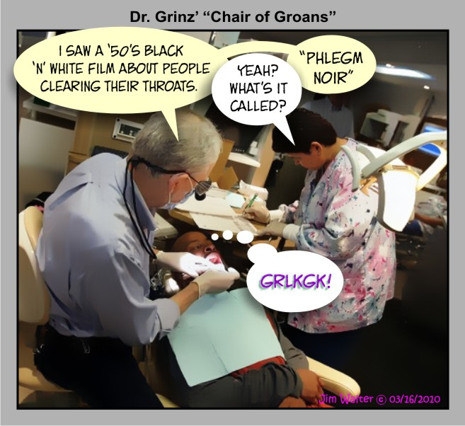 090630 - Dr. Grinz - Phlegm noir