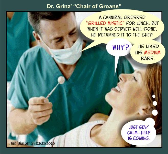 090630 - Dr. Grinz - Grilled mystic