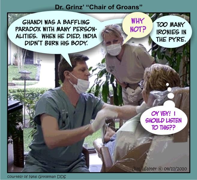 090630 - Dr. Grinz - Ghandi paradox