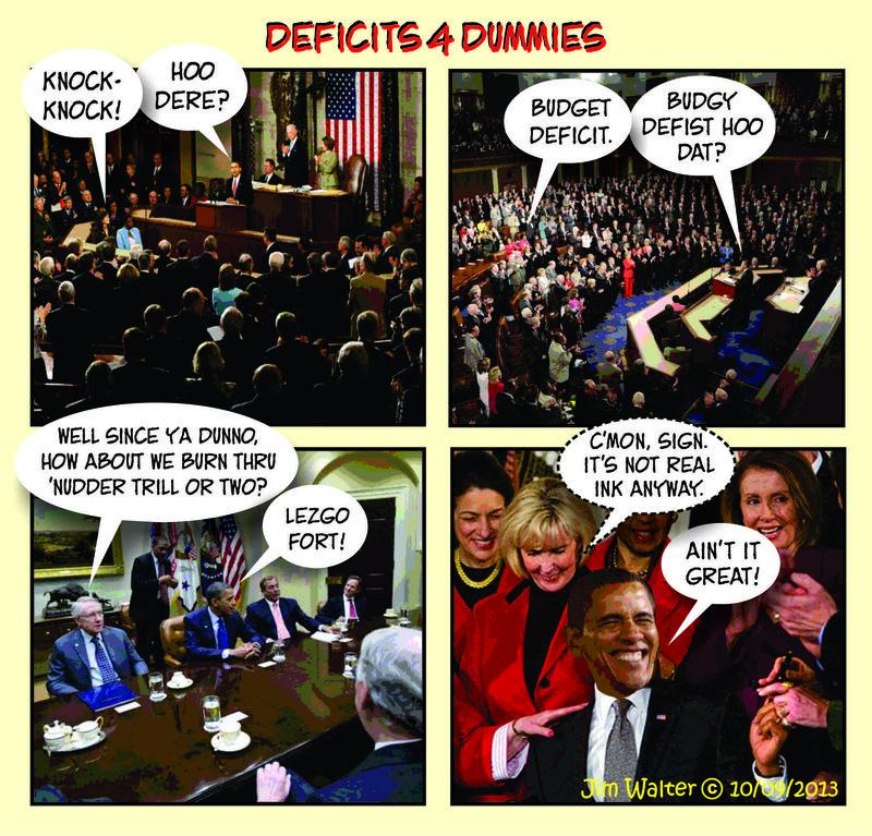 131004 - Deficits 4 Dummies
