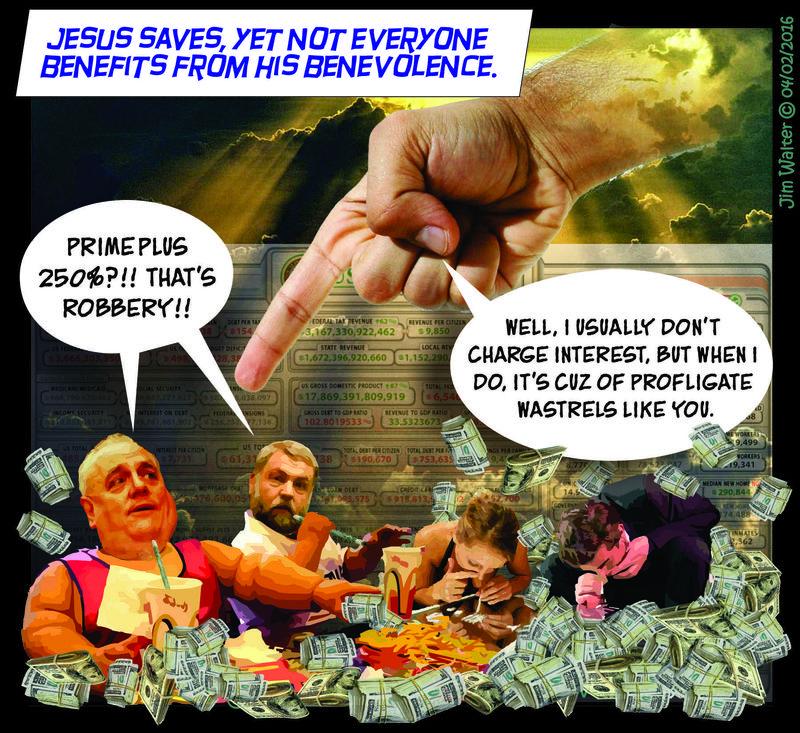 WIP150902 - Jesus Saves 1