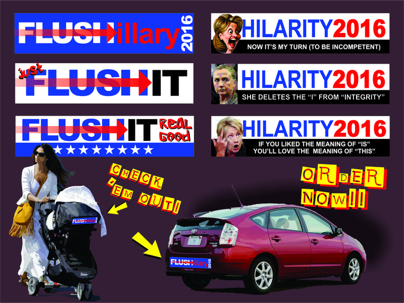 150821 - HRC 2016 bumper stickers