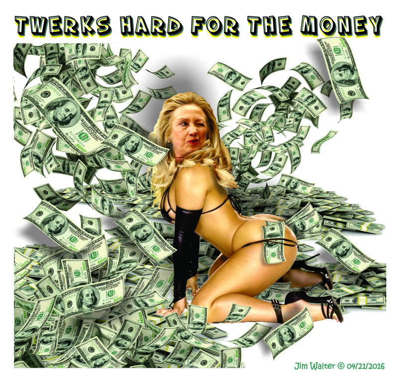 160420 - Twerks hard 4 money