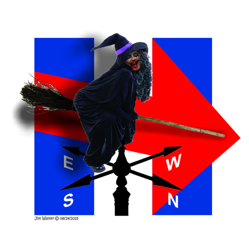 150811 - Hillary weather vane 1