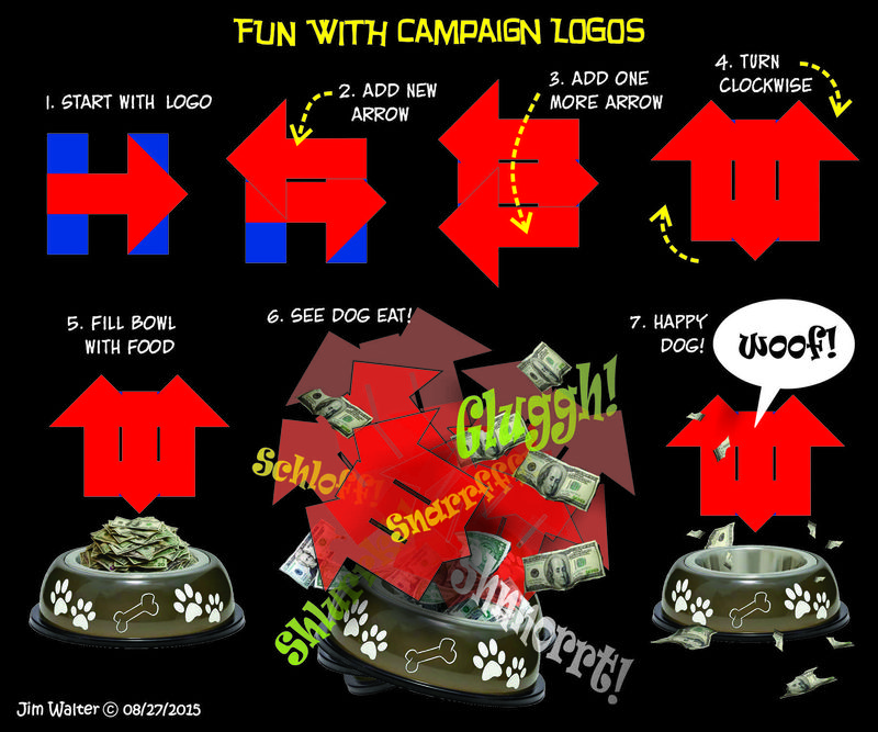 150827 - Fun with campaign logos