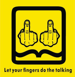 160312 - Middle Fingers of debate 3