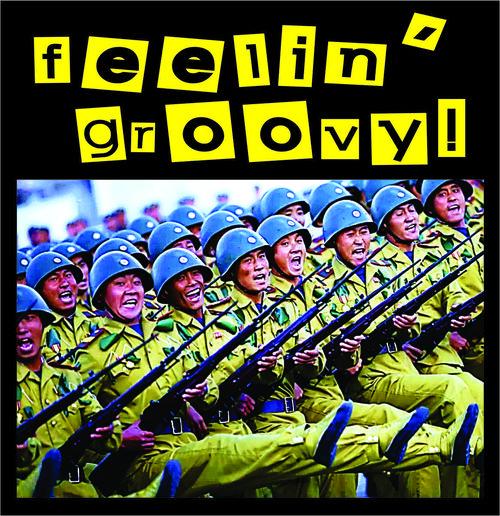 160312 - Feelin' groovy!
