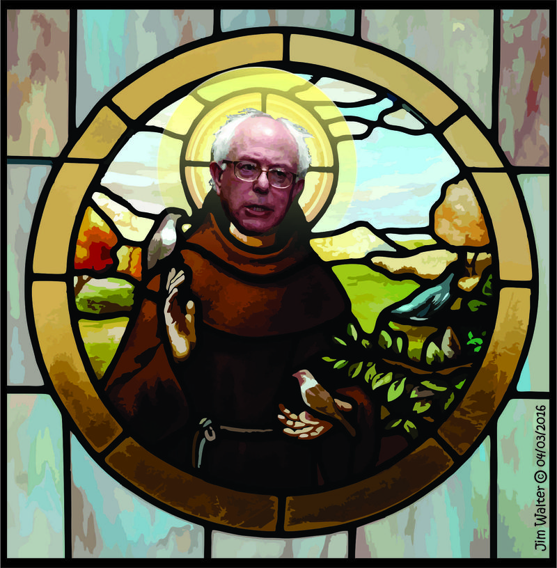 160403 - Bernie and the Birds