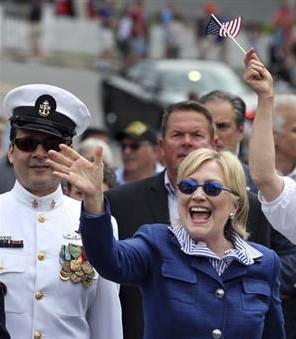 Hillary & navy guy1
